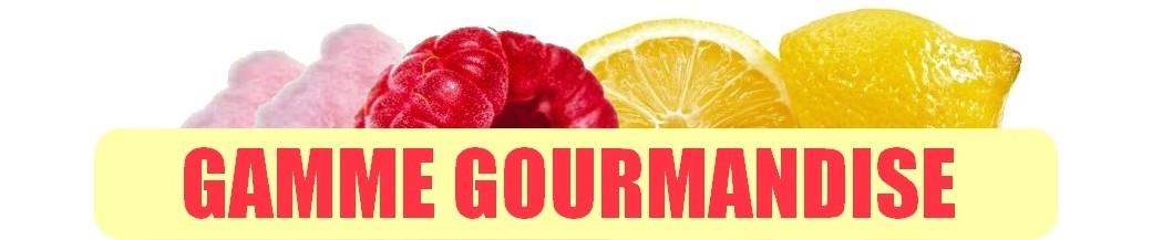 Gamme Gourmandise